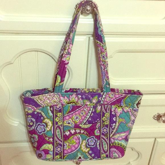424d07d254 Vera Bradley - Mandy tote bag in Heather pattern. M 5ab836c12c705db4cc8e7e19